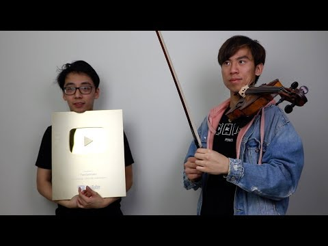1 Million Gold Play Button!