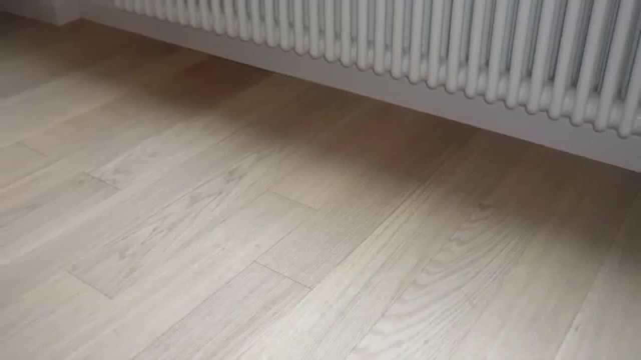 rovere sbiancato youtube On parquet rovere sbiancato