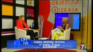 Entrevista en Tele7 de Eva García Sáenz