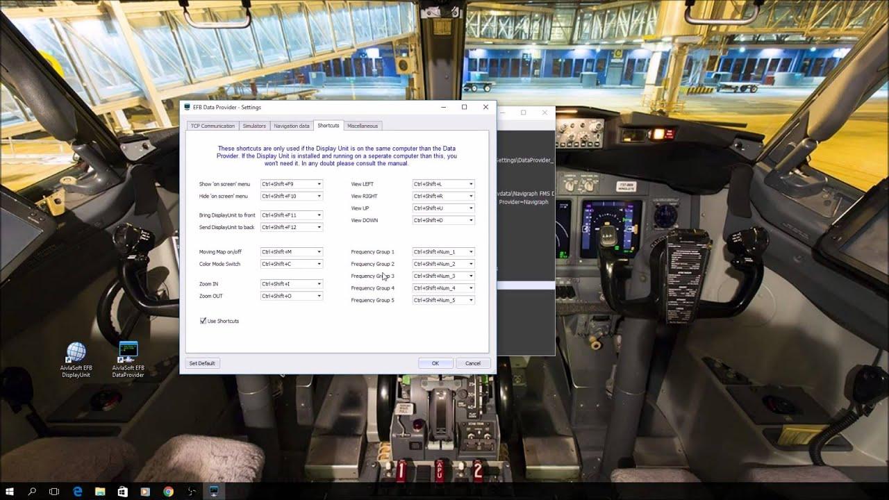 Aivlasoft EFB deel 1 installing by marc motmans
