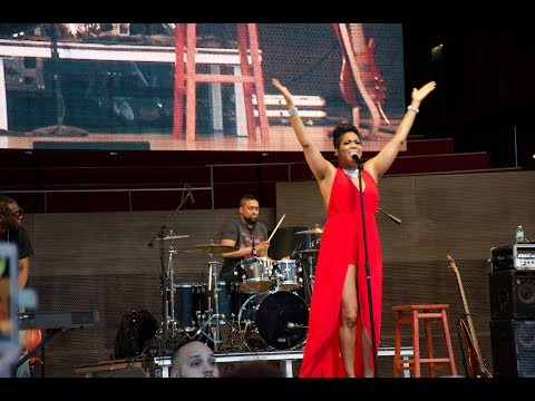 Jameisha Trice Millennium Park Performance 2017