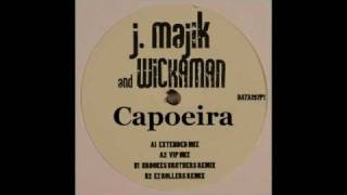 j.majik and wickaman - capoeira