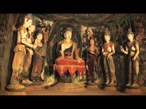 David Baddiel on the Silk Road: Episode 1 - The caves of 1000 Buddhas