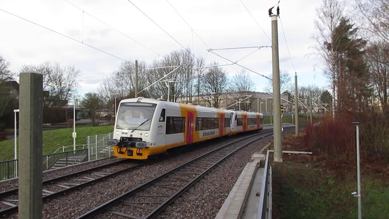 Schönbuchbahn Böblingen Danziger Strasse