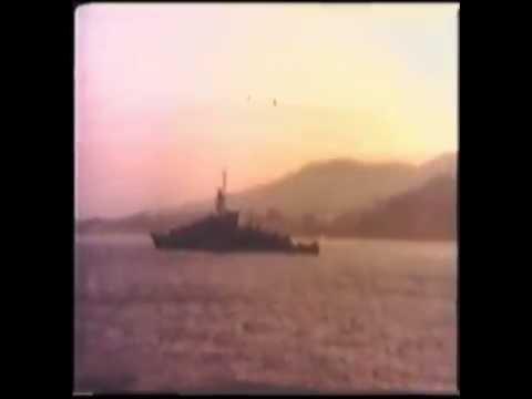 Zerstörer 5 (D 179) auf Reede Im Hafen von Izmir - ÜAG 122/78