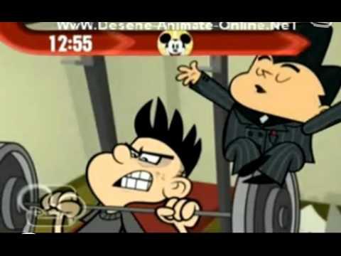 Kick Buttowski- Luigi Razbunatorul ( Vendetta )