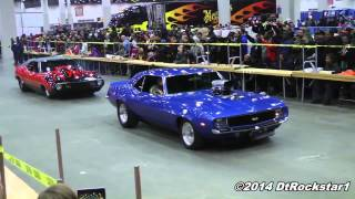 Incredible Parade of Muscle Cars! Part 1
