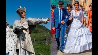 Какие платья надевают на свадьбу невесты в разных уголках мира