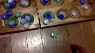 How to play Mancala|Tutorial