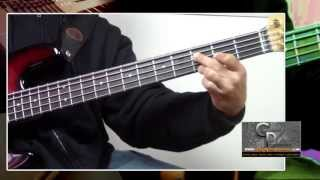 "Pastor Charles Jenkins -""Awesome"" Bass Tutorial & Substitutions"
