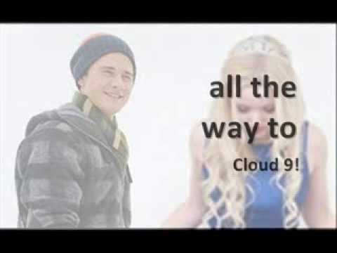 Dove Cameron & Luke Benward - Cloud 9 (LYRICS)