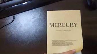 mercury jlg26 инструкция