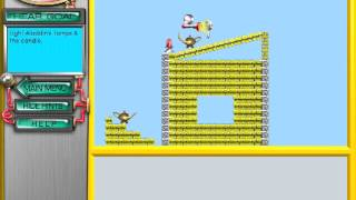 Let's Play Return of the Incredible Machine: Contraptions Part 1 - Intro & Tutorial Puzzles