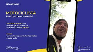 Motocilcista: Participe do nosso Quiz!