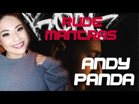 Andy Panda - Rude Mantras / Грубые Мантры / Mexican Reaction To Russian Rap