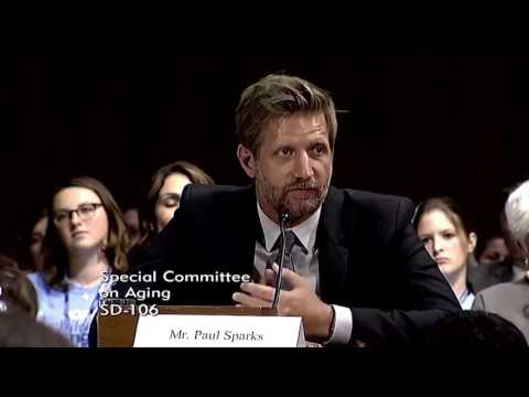 Actor Paul Sparks Speaks to Congress About Diabetes