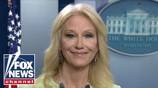 Conway: Trump-Kim summit is 'momentous step forward'