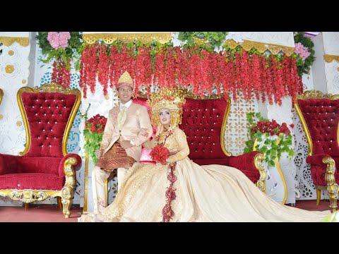 dekor simple untuk akad nikah / lamaran / kamar pengantin
