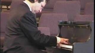 Amaral Vieira: Pavane from Dancas Antigas for Piano