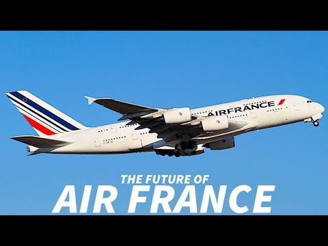 The FUTURE of the AIR FRANCE Revealed