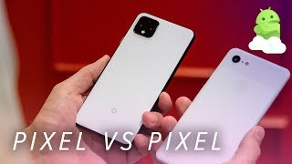 Pixel 4 vs. Pixel 3: Worth the upgrade?