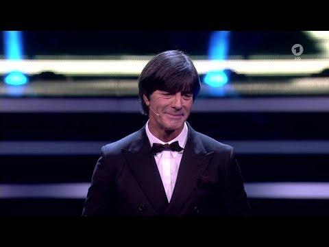 Joachim Löw – Bambi Awards 2017