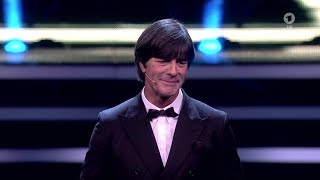 Joachim Löw – Bambi Awards 2017