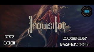 INQUISITOR - RPG - CLASSICO - GAME DO ANO DE 2012 - CONFIRA NOSSA GAMEPLAY - PT/BR 1080P