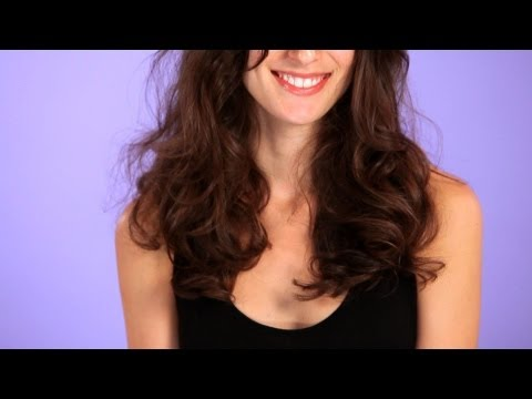 Hair Cutting: How to Cut Long Curly Hair