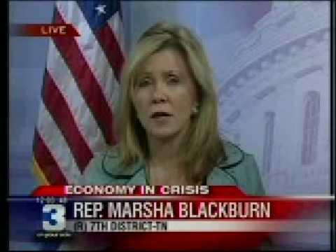 ECONOMIC STIMULUS: Blackburn on Memphis Channel 3