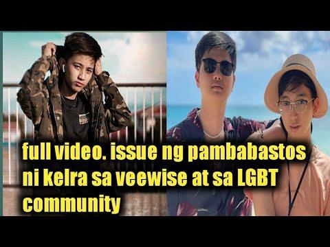 Download FULL VIDEO NA PAMBABASTOS NI KELRA SA VEEWISE AT SA LGBT COMMUNITY.