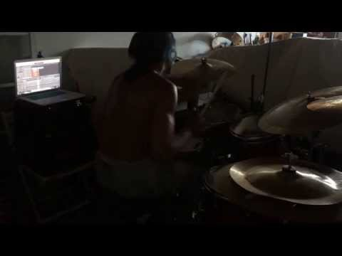 DRUMMER'S TOUCH - D-.M.I.L.E. COVER