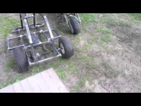 how to fix axle tramp