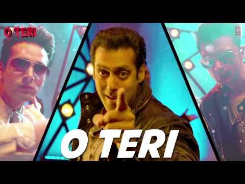 O Teri Title Song (Audio) Salman Khan, Pulkit Samrat, Bilal Amrohi, Sarah Jane Dias