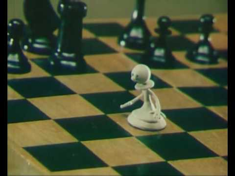 Мультфильм вокруг шахмат