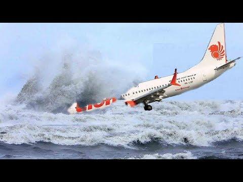 Selain Lion Air, Inilah 7 Insiden Pesawat Jatuh Paling Menggemparkan Di Indonesia