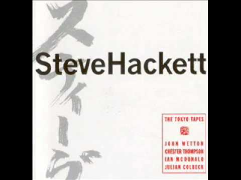 Steve Hackett - Vampyre With A Healthy Appetite