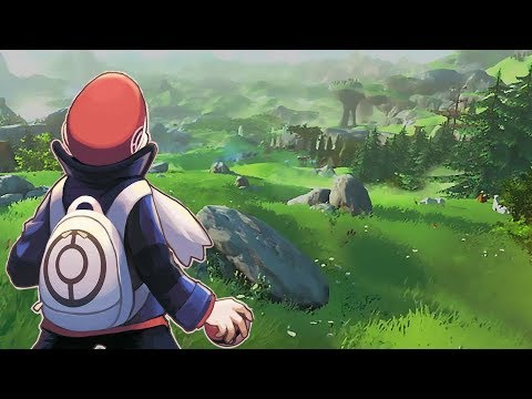 Pokemon Switch Open World Details!