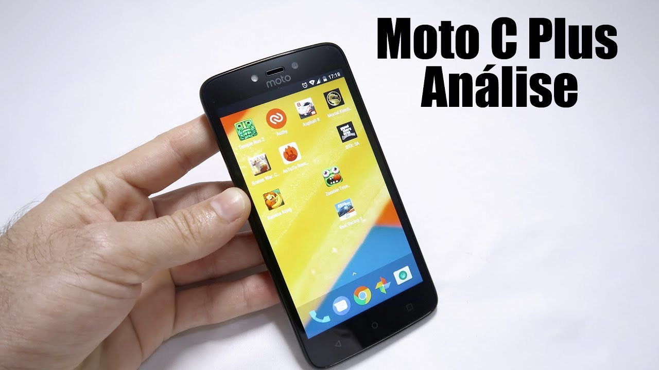 9a3bb1687 Moto C Plus Analise Completa (Review Brasil) - YouTube