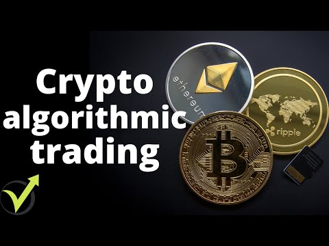 Cryptocurrency algorithmic trading - the Revolution
