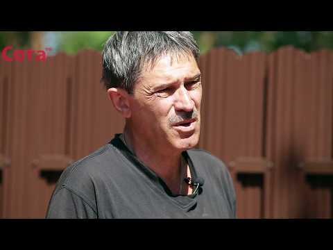 Видео отзыв забор штакетник в шахматном порядке