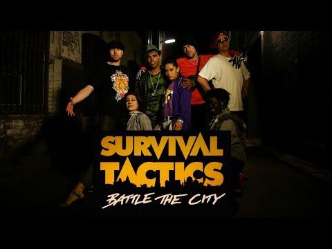 Survival Tactics - Hip Hop Feature Film By Morganics