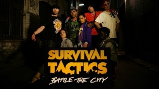 Survival Tactics - Hip Hop Feature Film By Morganics