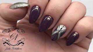 САМ СЕБЕ МАСТЕР\Дизайн ногтей\Геометрия и клёпки\