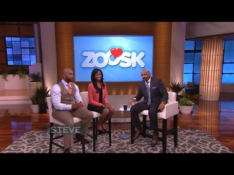 Steve Harvey - Online Dating with the help of Zoosk