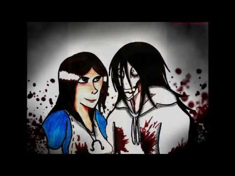 Titanium - Alice Liddell x Jeff the Killer