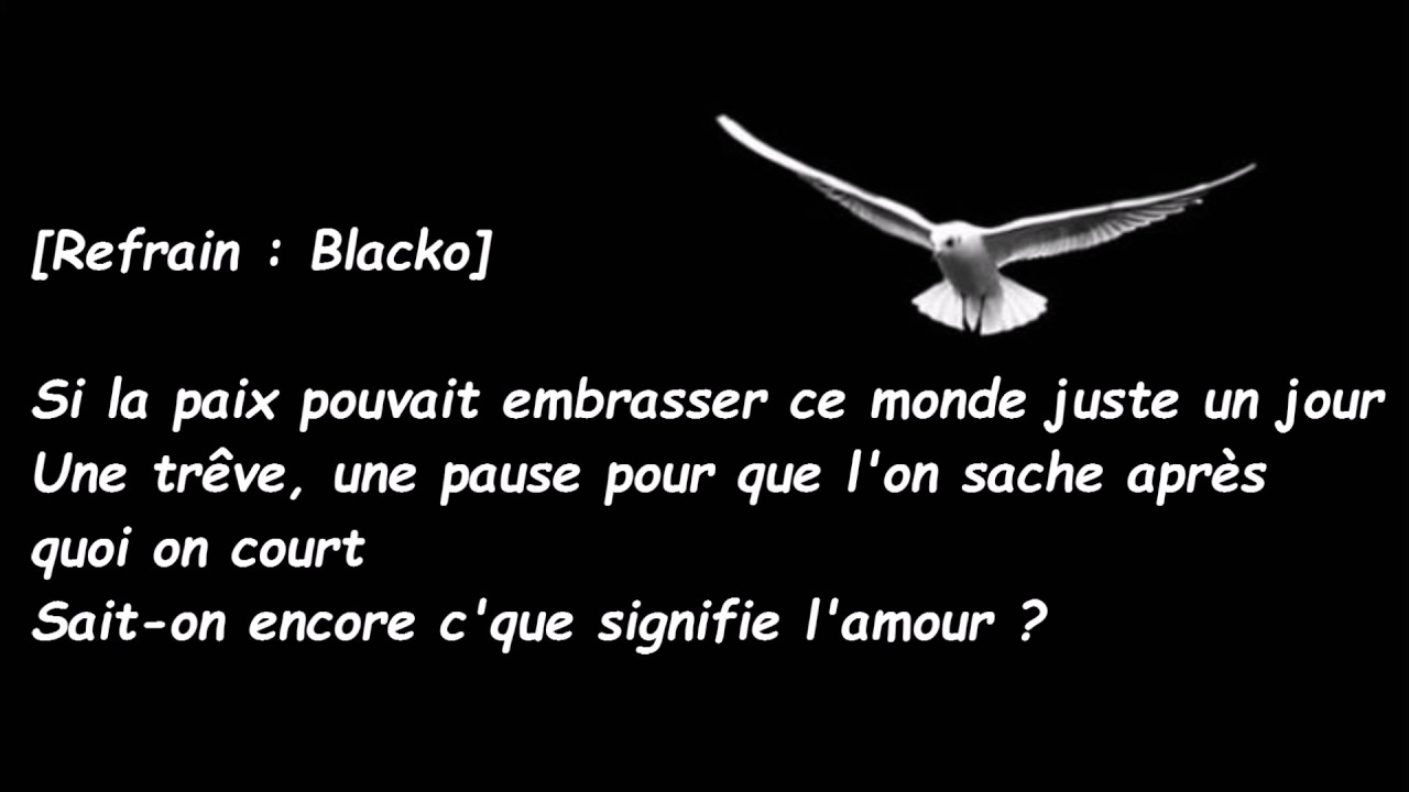 113 & blacko - un jour de paix