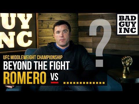 Who should Yoel Romero fight?