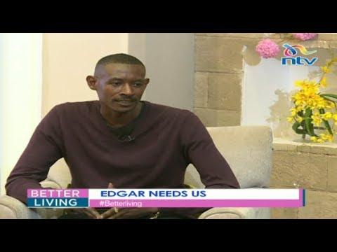 Fighting leukemia: Why Radio presenter Edgar Ogutu aka