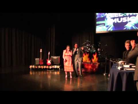 Feel The Music 2014 LIVE from The Gateway Academy Part 2